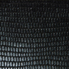 Black American Lizard Color Swatch